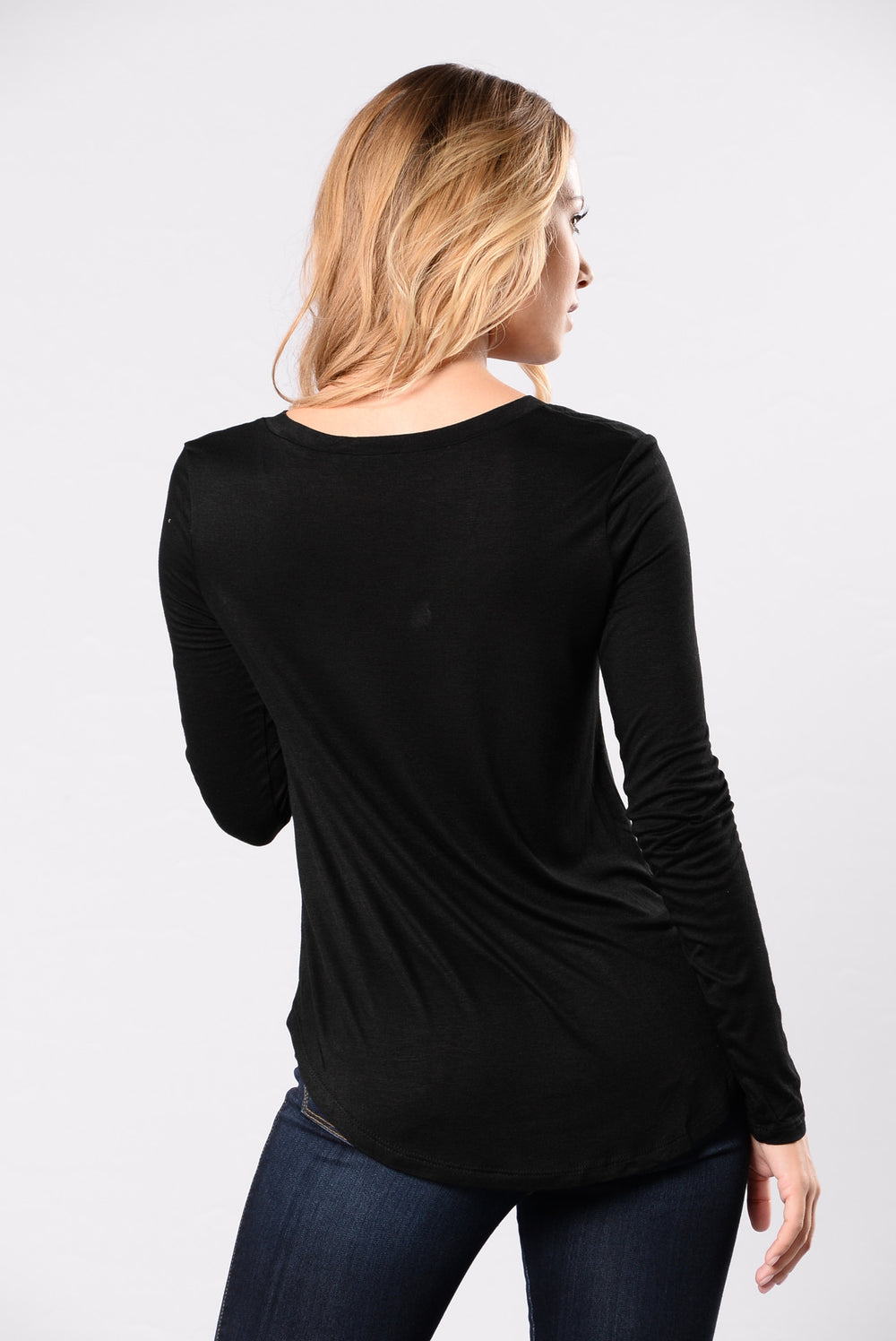 What's in Your Pocket? Top - Black