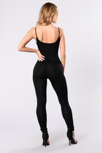 All Season Jumpsuit - Black