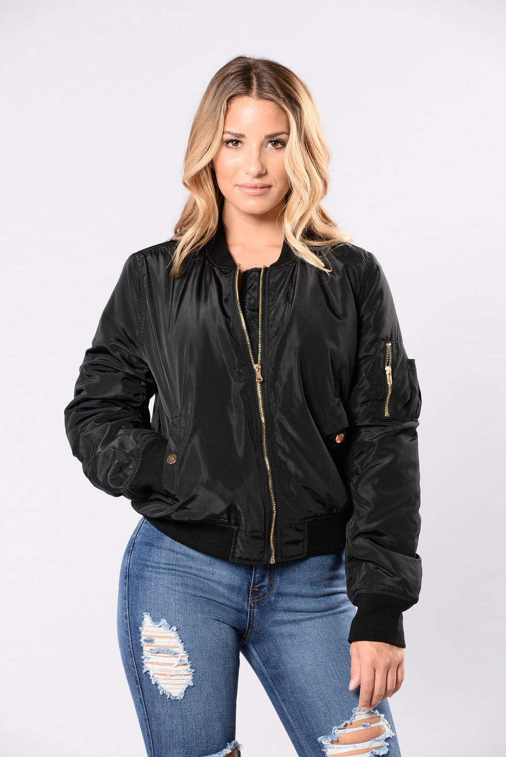 Notorious Jacket Black
