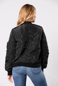 Notorious Jacket - Black