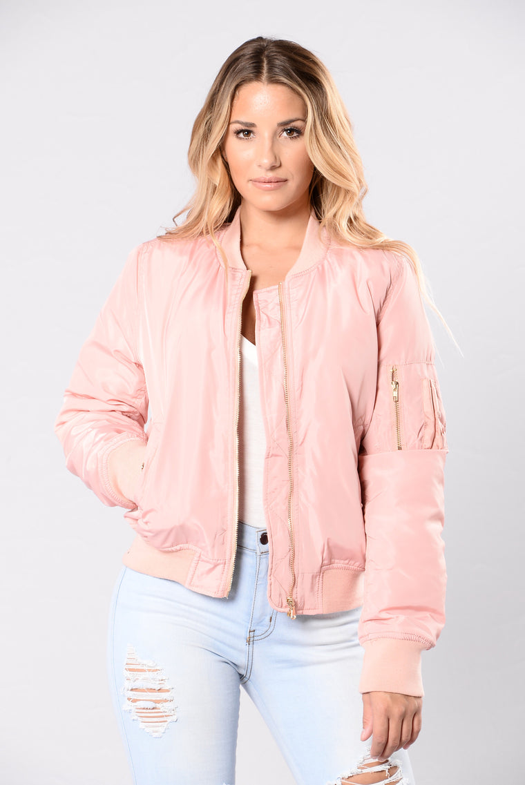 Notorious Jacket - Pink