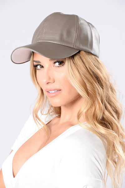 Second Base Cap - Taupe