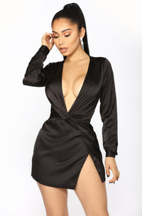 Sugar Free Dress - Black