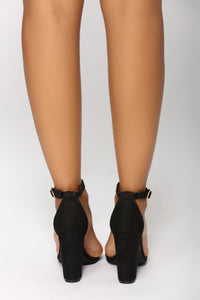 Graciela Heel - Black
