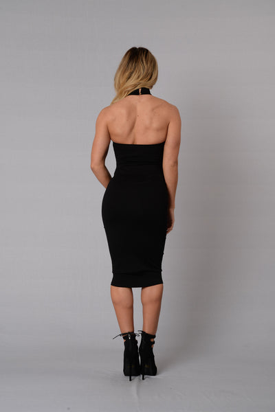 Modesty Dress - Black