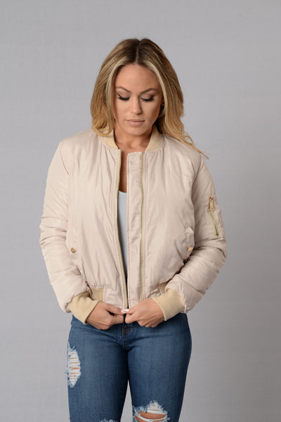 Notorious Jacket - Cream
