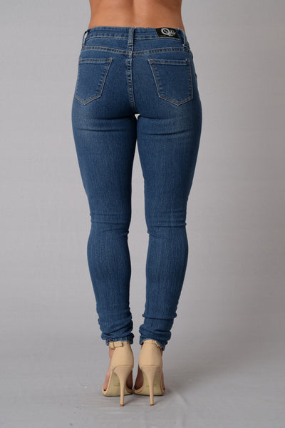 Eternity Jeans - Medium Blue