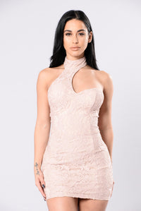 Ride For You Dress - Mauve Angle 2
