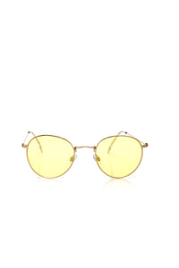 Diani Beach Sunglasses - Gold/Yellow