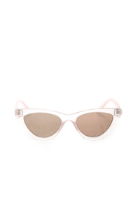 Las Salinas Sunglasses - Clear/Pink