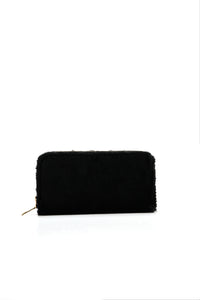 Soft To The Touch Wallet - Black