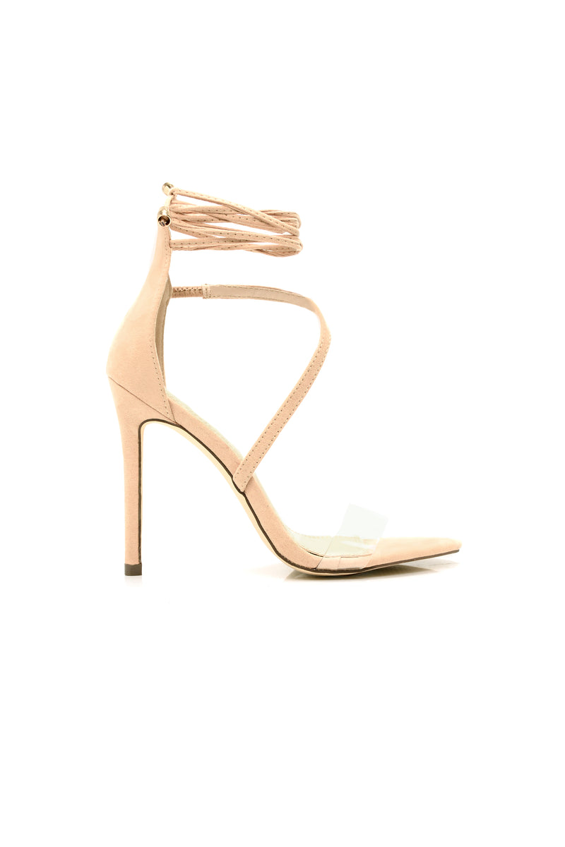 On The Low Heel - Nude