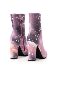 Super Nova Bootie - Pink/Purple Angle 3