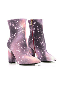 Super Nova Bootie - Pink/Purple Angle 4