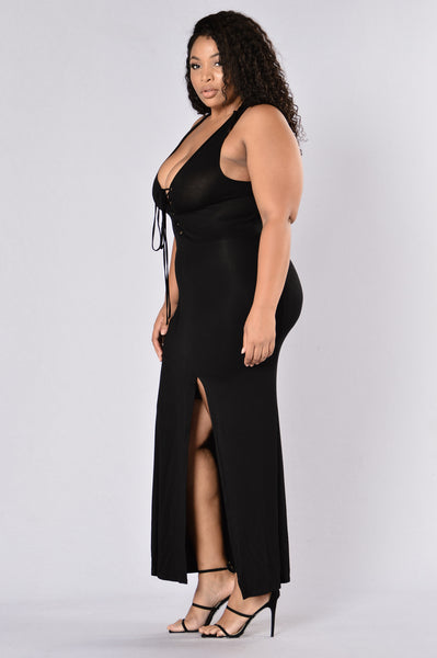 Award Winner Dress - Black