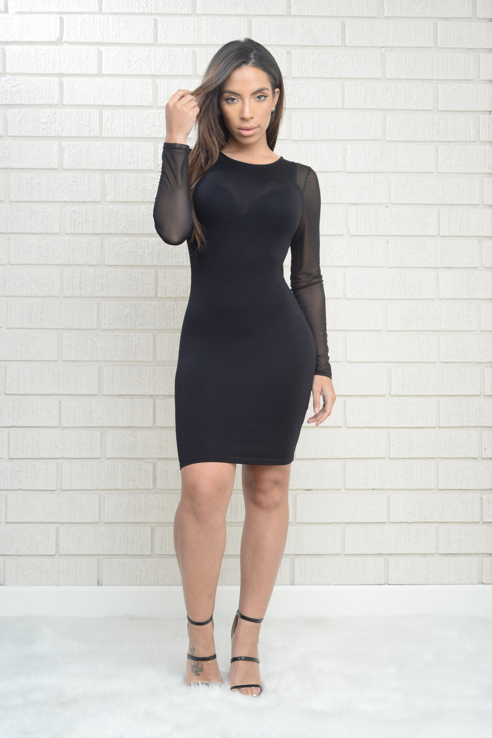 Shayne Dress