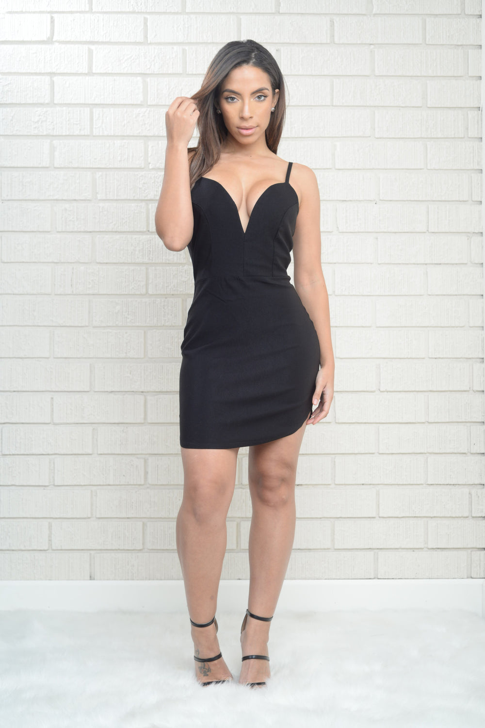 Cassandra Dress - Black
