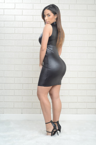 Dare Dress - Black