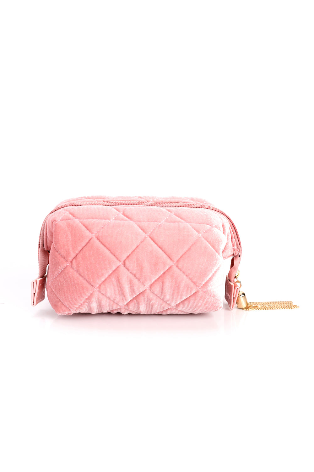 Lizzy Cosmetic Bag - Blush