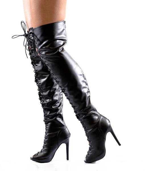 Sensuous Boots - Black