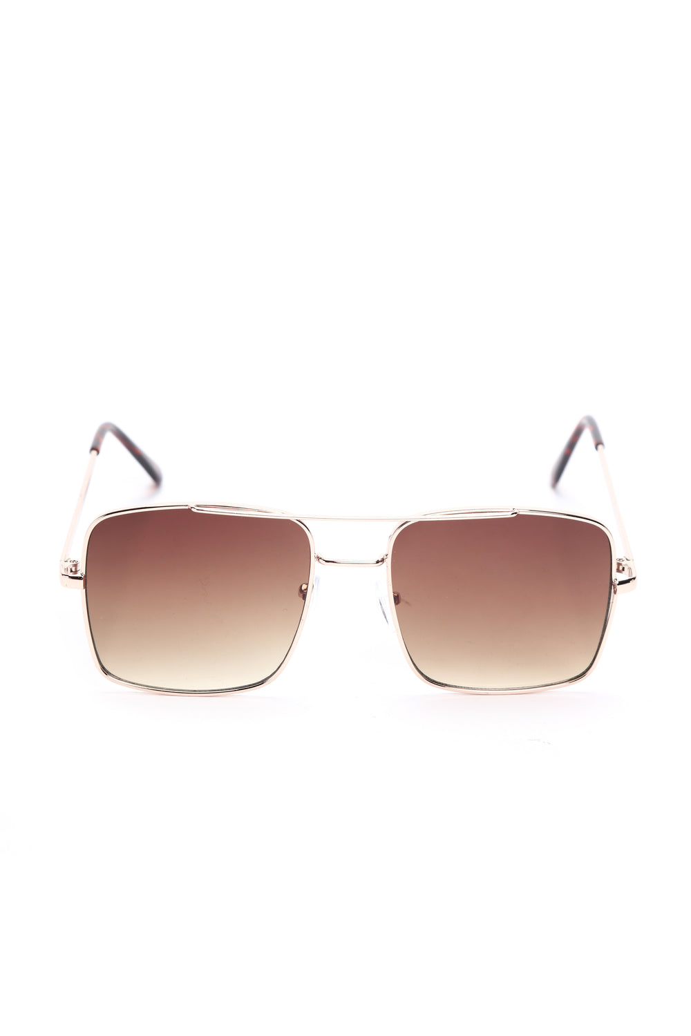 Deja Vu Sunglasses - Brown