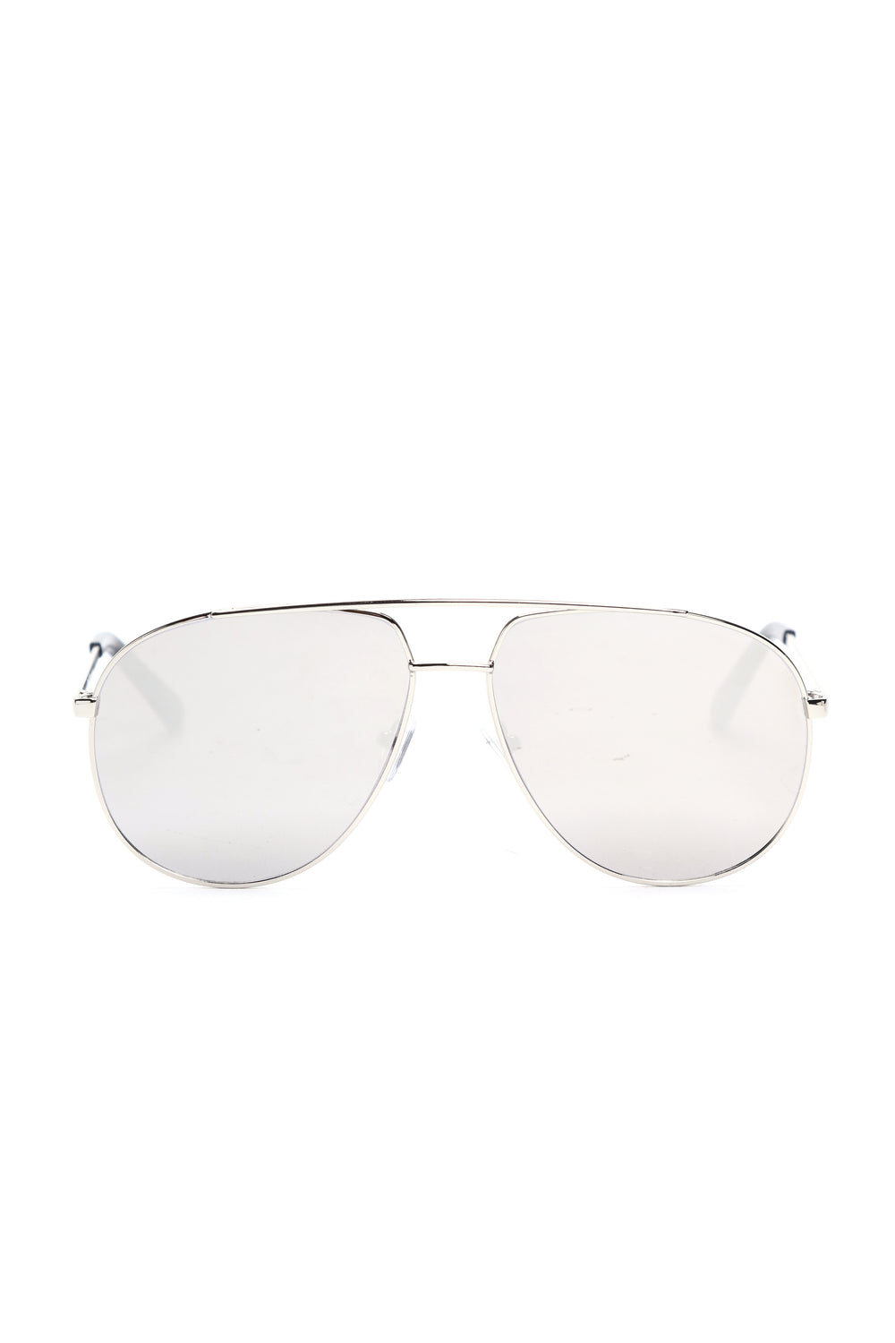 The Maverick Sunglasses - Silver