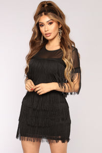 Viviana Dress - Black