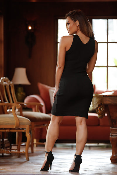 Sawyer Dress - Black
