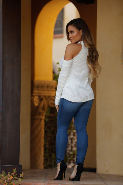 A La Mode Sweater - Ivory