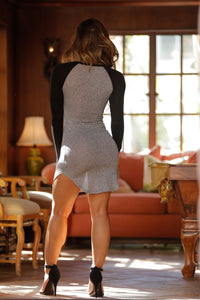Amazing Dress - Grey
