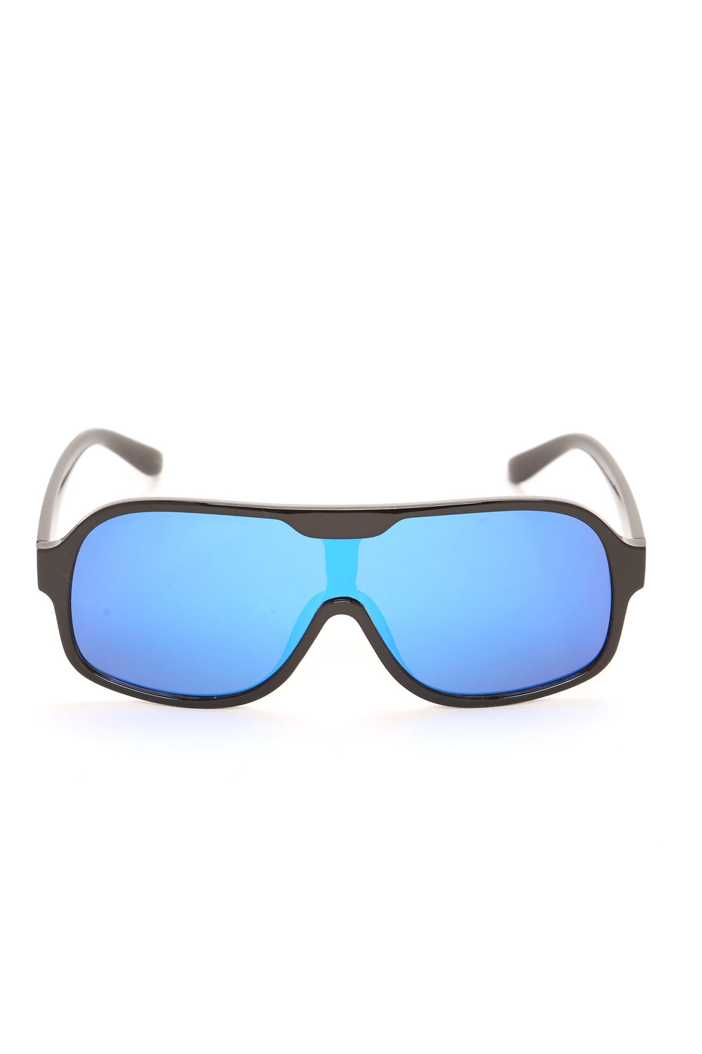 Sway This Way Sunglasses - Blue