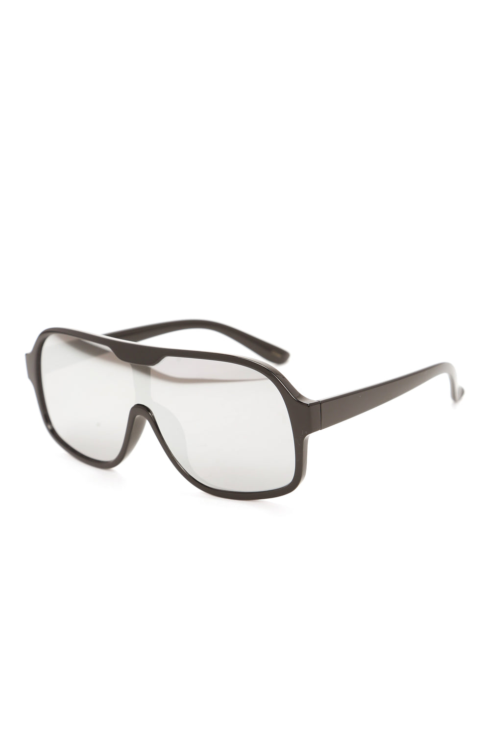 Sway This Way Sunglasses - Silver