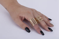 Primary Ring Set - Gold