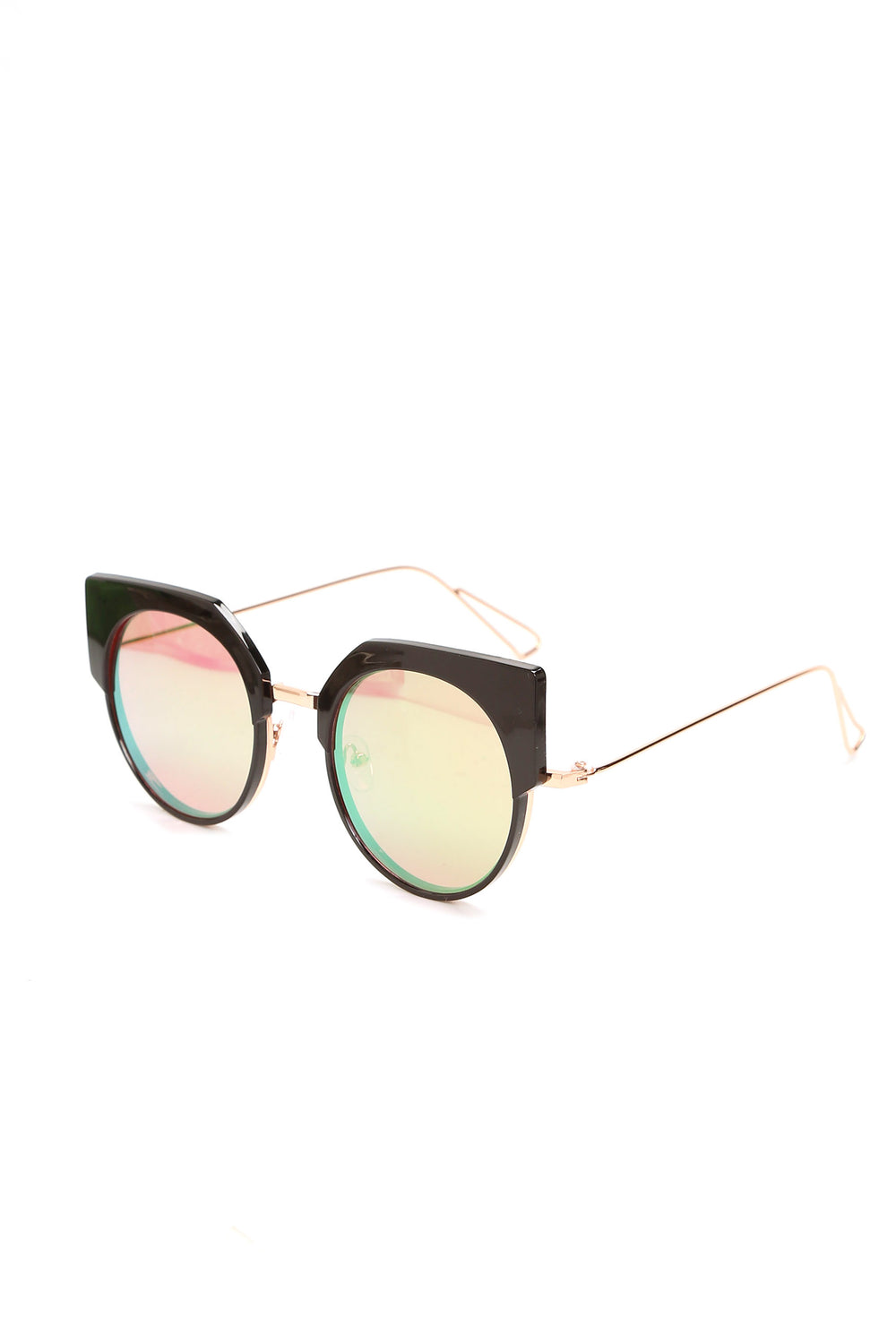 Say Nothing Sunglasses - Pink