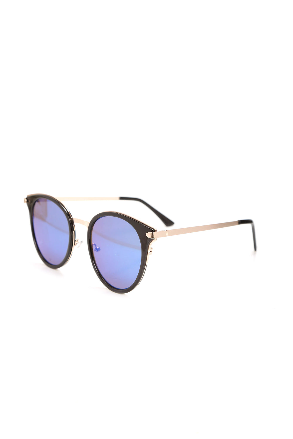 Guess What Sunglasses - Black/Blue
