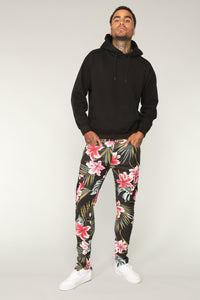 Rich Cargo Pants - Black/Combo