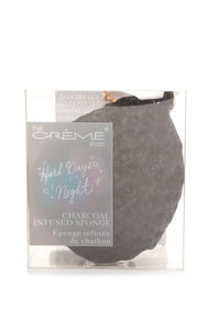 The Creme Shop Charcoal Infused Body Sponge