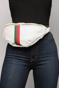 So Reckless Fanny Pack - White