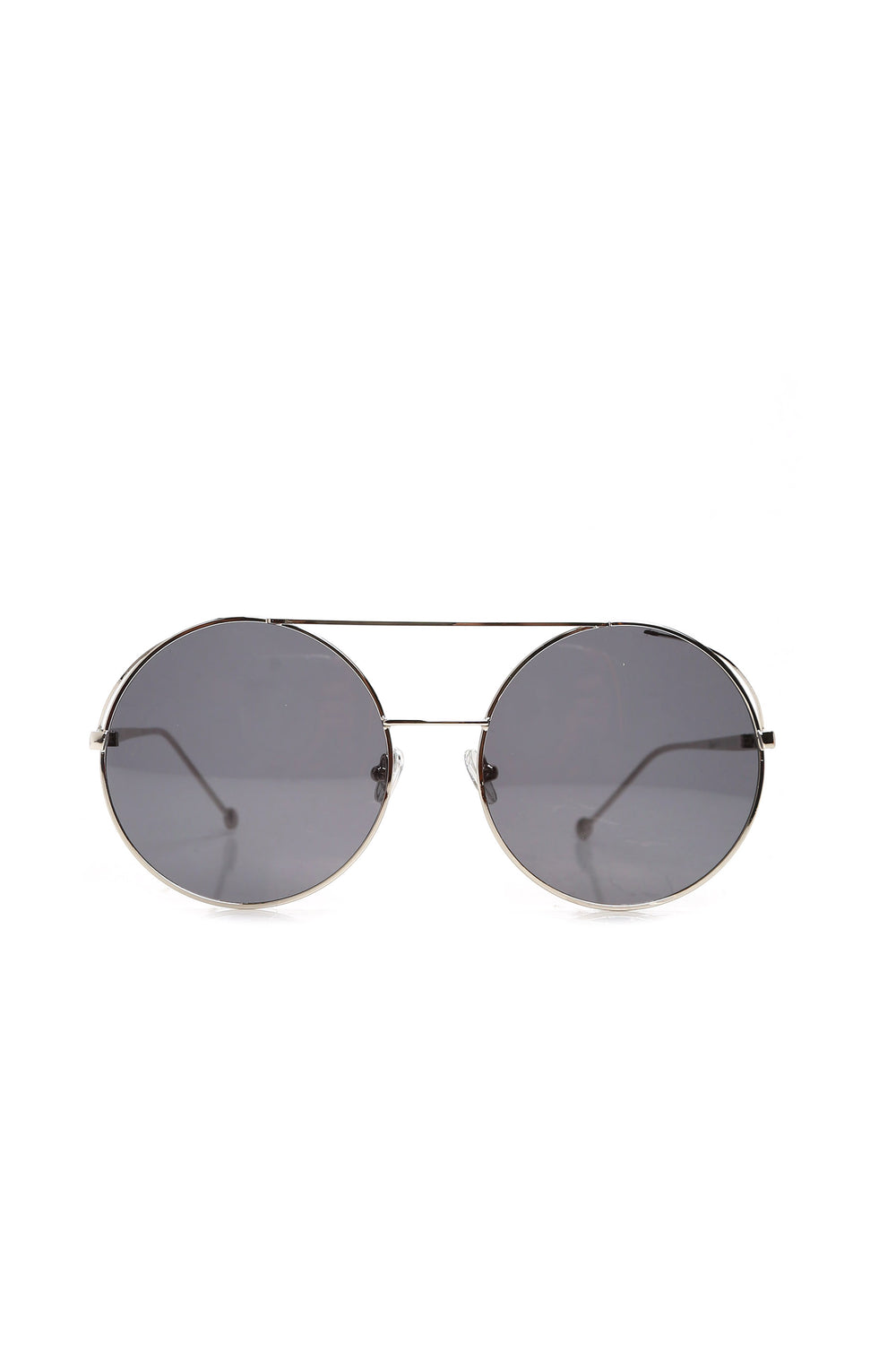 Don't Bumble Me Around Sunglasses - Black/Silver
