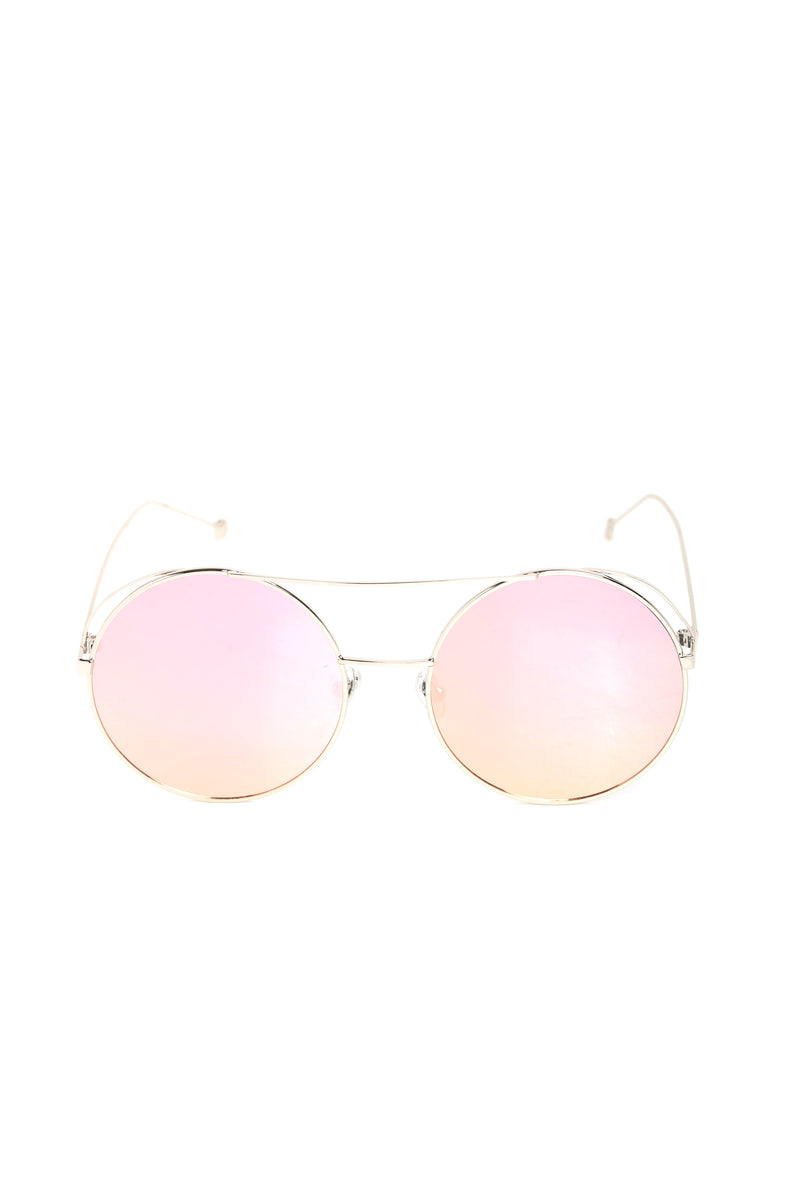 Don't Bumble Me Around Sunglasses - Pink