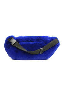 Looking Fur The One Fanny Pack - Cobalt Blue