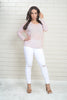 Parfait Sweater - Light Pink