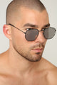 Do Not Disturb Sunglasses - Black