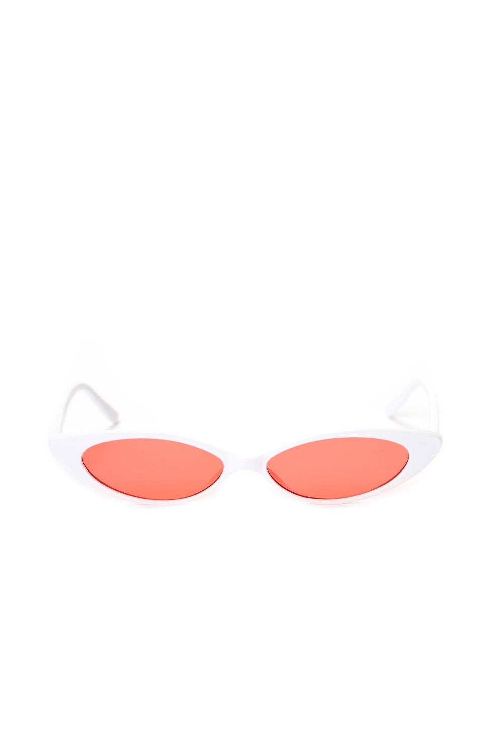 Growl Power Sunglasses - White