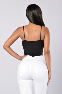Restless Bodysuit - Black