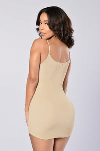 Ever So Dress - Nude