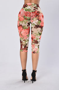 I Love You Not Legging - Blush