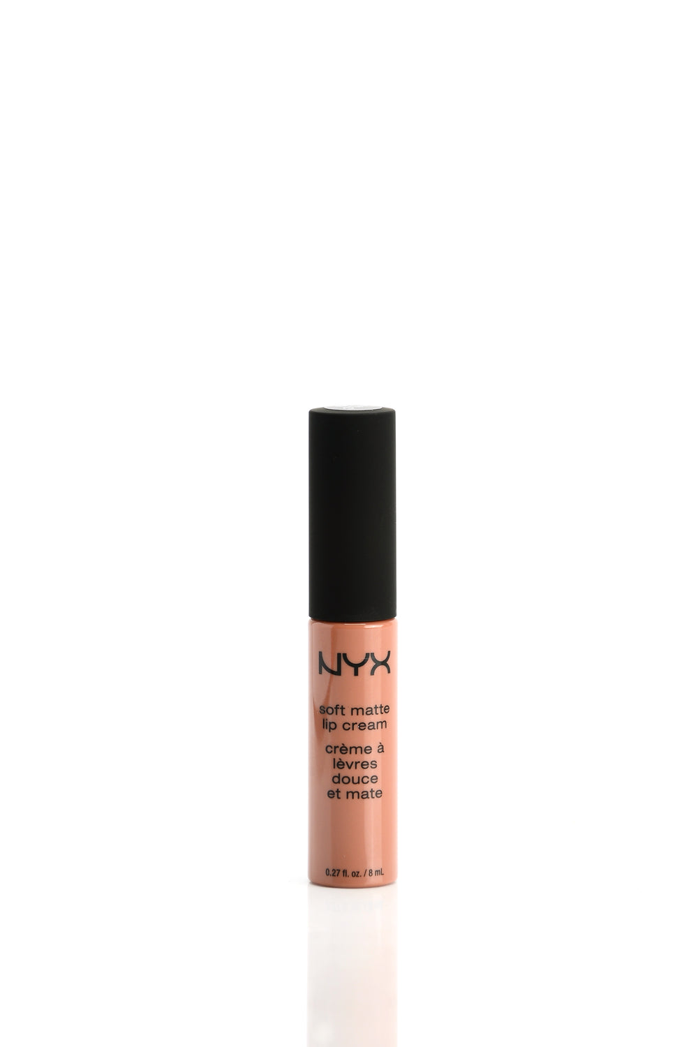 NYX Soft Matte Lip Cream - Abu Dhabi