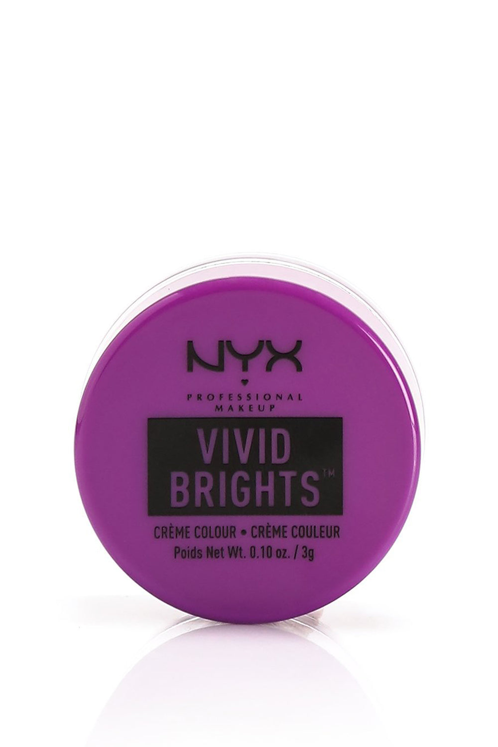 NYX Vivid Brights Creme Colour - Rebellious Edge