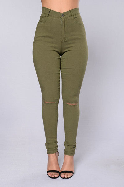 One Hit Wonder Pants - Olive